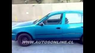 AUTOS USADOS-TOYOTA COROLLA 1996