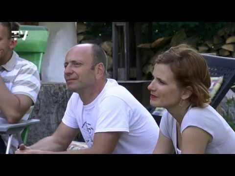 Katja Kipping auf Sommertour - Station Dorf der Jugend