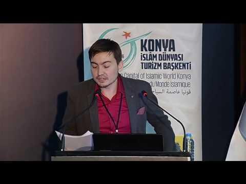 Linar Khaziev (RTÜK Uluslararası Konya'da Vuslat Sempozyumu)