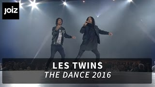 Les Twins - The Dance 2016 | joiz