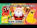 Download JINGLE BELL CHRISTMAS | LARVA KIDS | NURSERY RHYME | KIDS SONGS | 2 min | LEARNING SONGS MP3 song and Music Video