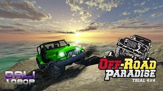 Off-Road Paradise Trial 4x4 PC Gameplay 1080p 60fps