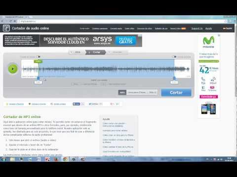 Editar audio online | mp3cut.net/es/