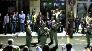 Legionarios Cristo de la Buena Muerte (Olula del Río 2011)