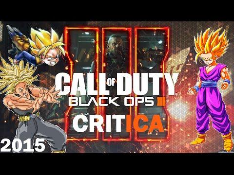 Critica - Call Of Duty: Black Ops III (+ Gameplay) - Por SonGohan22, GotenYTrunks (loquendo)