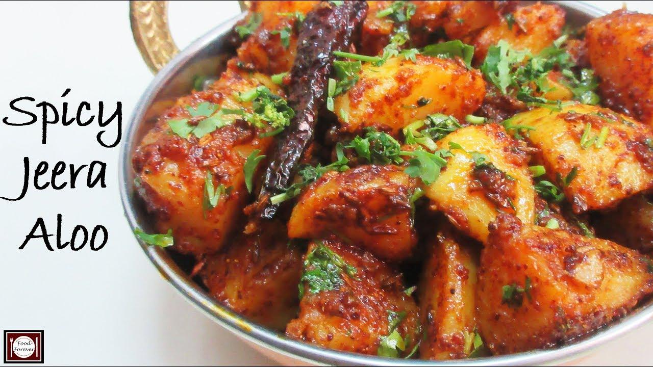 jeera jeera aloo recipe in hindi aloo jeera jeera aloo food forever forumfinder Gallery