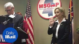 Cindy Hyde-Smith avoids questions on