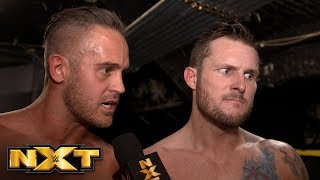 TM61 have a message for the rest of NXT's Tag Team division: NXT Exclusive, Feb. 14, 2018