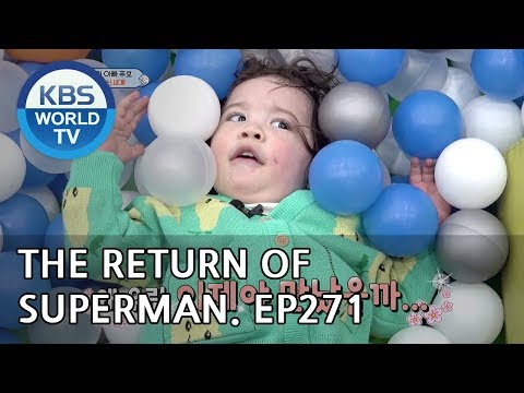 The Return Of Superman   슈퍼맨이 돌아왔다 - Ep.271: A Bright Day With You [ENG/IND/2019.04.07]