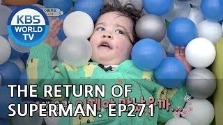 The Return of Superman | 슈퍼맨이 돌아왔다 - Ep.271: A Bright Day With You [ENG/IND/2019.04.07]