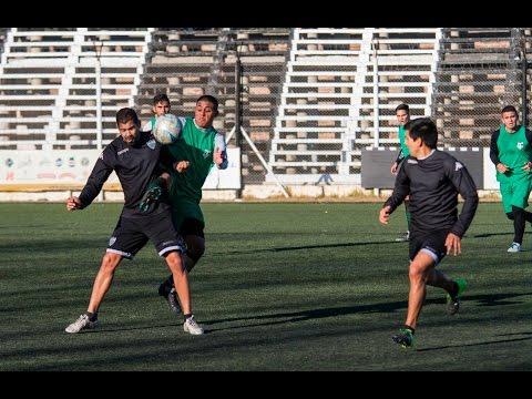 Cipolletti 5 - 1 25 de Mayo (La Pampa): gol de Cristian Taborda