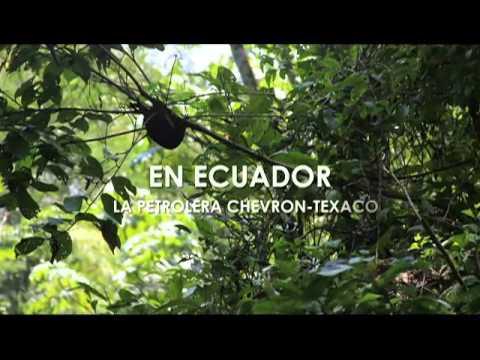 EC366: La Mano Sucia de Chevron, publicidad para Francia