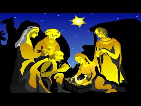 Beautiful Christmas Instrumental Carol - Away in a Manger (Kirkpatrick)