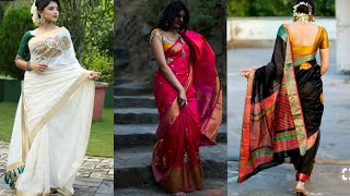 Durga Puja Look Book | Festive Season Saree Outfits Collection 2018
