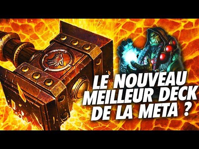 Le nouveau meilleur deck de la méta ? | L'incroyable shaman aggro | Hearthstone