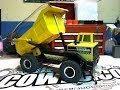 JRP RC - Tonka Dump Truck Rc Conversion Finished