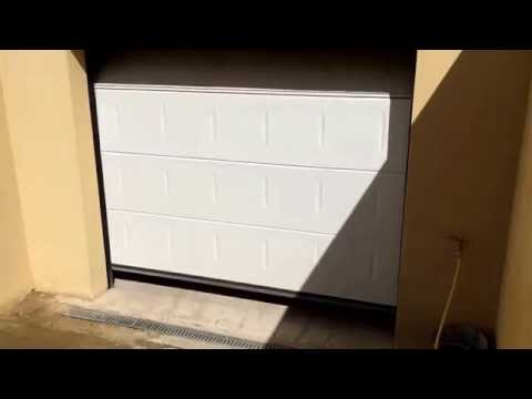 Normstahl secura installation of spring unit in 7 min - Ressort porte de garage sectionnelle ...