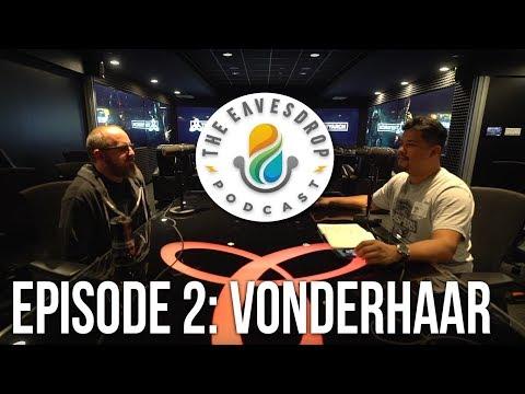 David Vonderhaar - Studio Design Director Treyarch | The Eavesdrop Podcast Ep 2