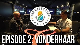 David Vonderhaar - Studio Design Director Treyarch | The Eavesdrop Podcast Ep 2