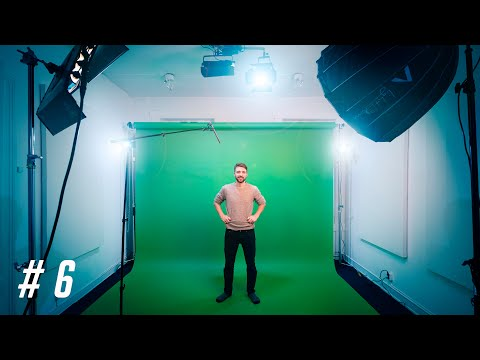 Building An Affordable Film Studio | Making A Film Company #6
