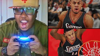 NBA 2K15 Philadelphia 76ers Challenge Face Cam - Down To The LAST SHOT! UNBELIEVABLE ENDING!