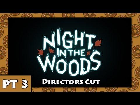 Twitch Stream - Night In The Woods: Weird Autumn Edition - PT 3