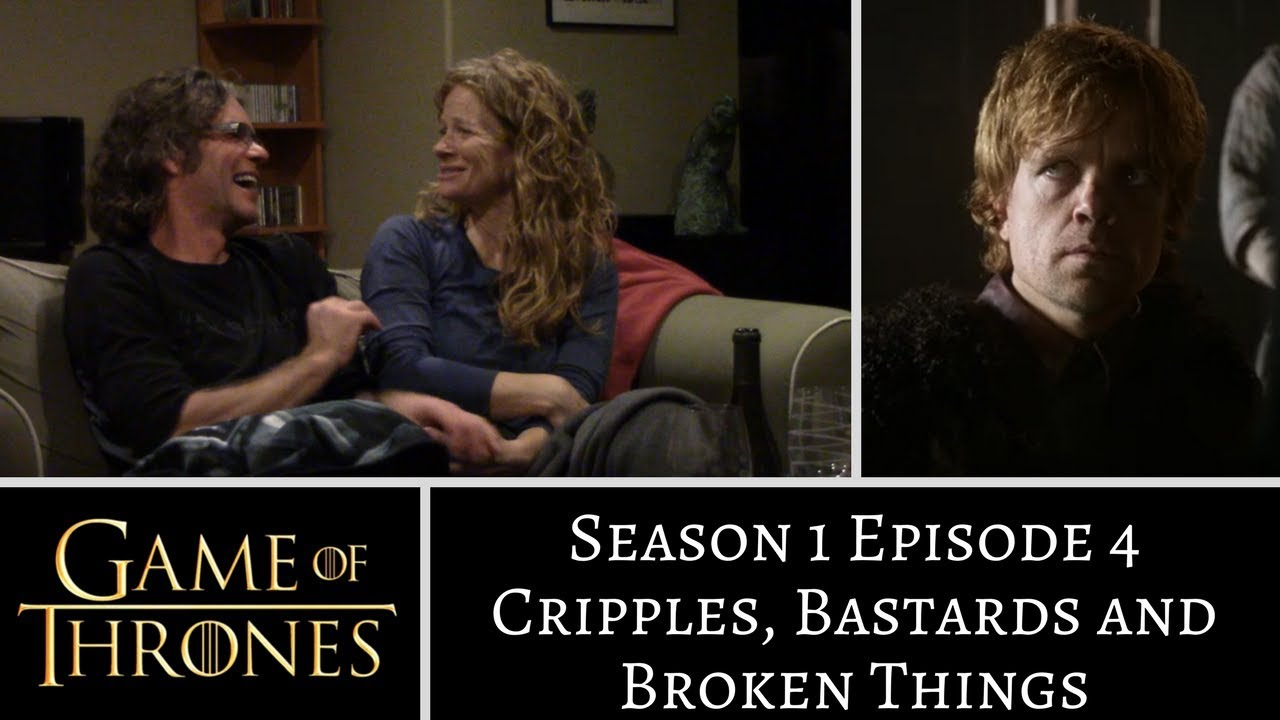 Game of Thrones S1E4 Cripples, Bastards and Broken Things REACTION