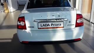 Лада Приора 2018 года. LADA Priora 2018.