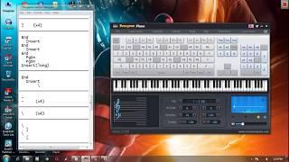 Luis Fonsi - Despacito ft. Daddy Yankee | Everyone Virtual Piano Tutorial