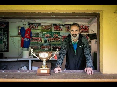 Ricardo González, presidente del Francelos, recuerda la historia del club