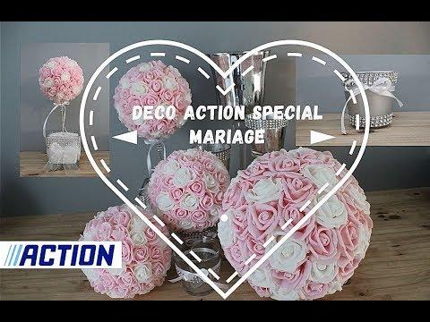 16 splendides décorations de mariage à faire soi-même - YouTube