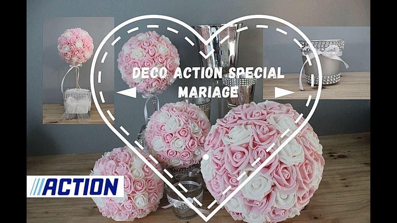 DECO Mariage spécial ACTION, mes trouvailles + DIY