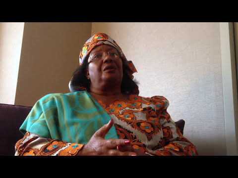 Joyce Banda on Leadership, Entrepreneurship, and Empowering Women in Africa