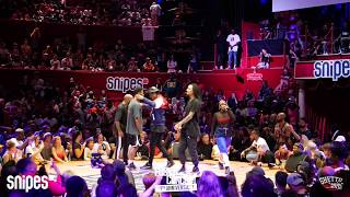 Tight Eyex VS Larry ( Les twins ) | Last 8 | Fusion concept 10th Anniversary