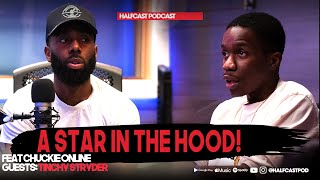 When There's A STAR In Your HOOD!!! || Halfcast Podcast