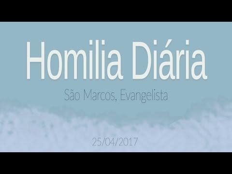 Homilia Diaria - 25 de abril