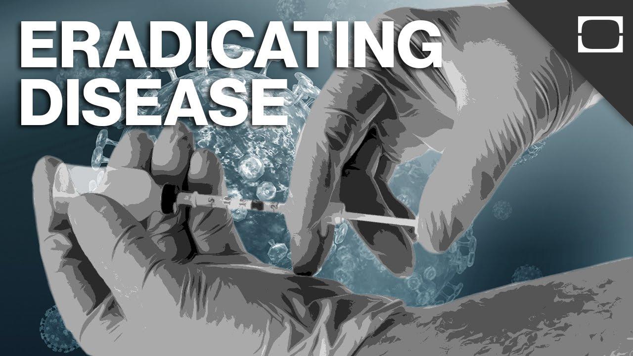 Why Can't We Eradicate Disease?