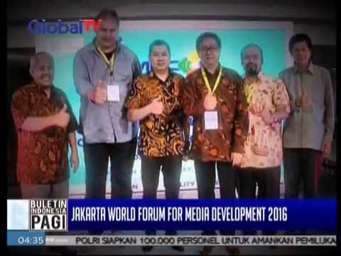 Jakarta World Forum For Media Development 2016 - BIP 22/09