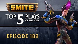 SMITE -Top 5 Plays #188