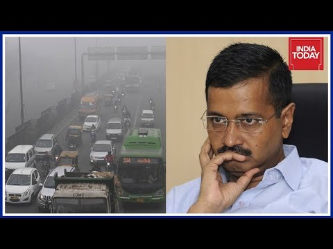 Delhi Govt Sits On Rs 786 Crores Unused Green Tax As Delhi Struggles To Breathe | Newsroom