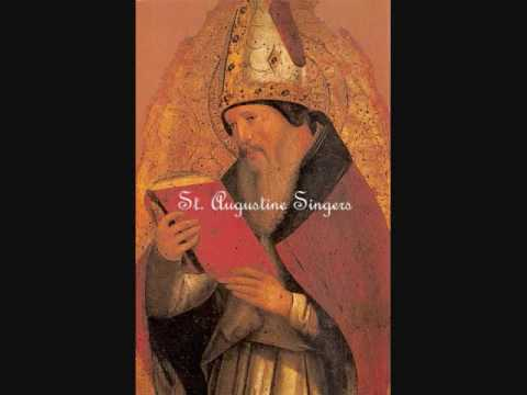 The St. Augustine Singers of Philadelphia - Psalm 34: Taste And See