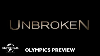 Unbroken (2014 Olympics film preview)