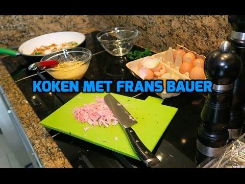 Koken met Frans Bauer I Gaat helemaal goed!