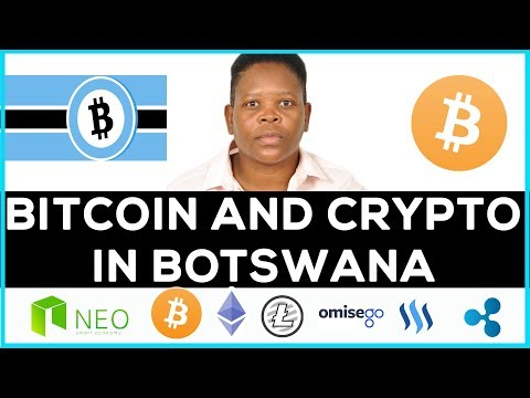 Bitcoin and Crypto in Botswana - Alakanani Itireleng