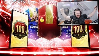 The Best Tots Top 100 Rewards You Will Ever See Fifa 19 Ultimate Team