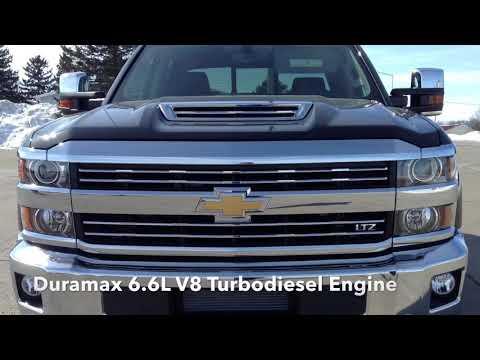 Keep on Truckin' with This 2019 Chevrolet Silverado 2500HD LTZ