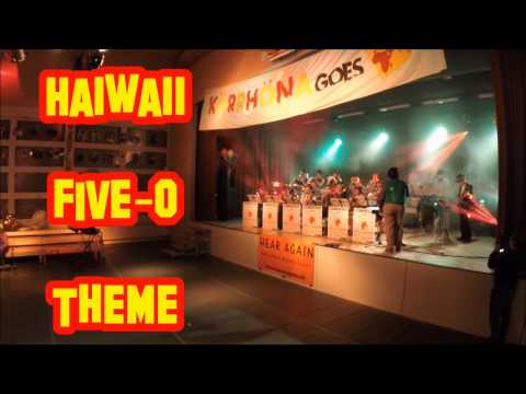 "Big Band Bänggner Sumpfhüener ""Hawaii Five 0 Theme"""