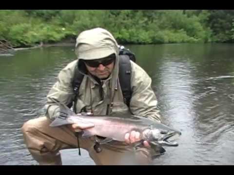Situk River Fly Fishing Trip