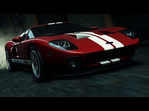 Need For Speed Most Wanted Ford Gt Hidden Location Find It Drive It Nfs