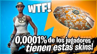 🔥 LES 8 MOST FORTNITE SKINS!😱 ? ⚠️ (SKINS YOU WILL SURELY NOT HAVE!) ⚠️ [Flopper]
